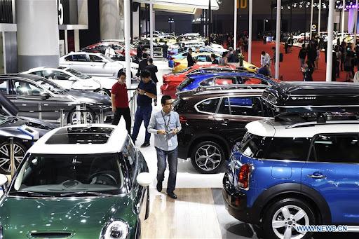 China's auto sales