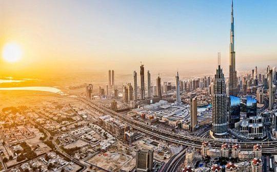 Dubai's non-oil sector