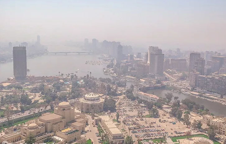 Environmental situation in Egypt