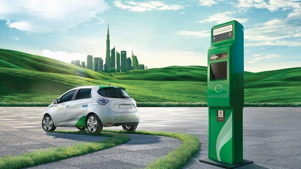 Hybrid electric vehicles Dubai