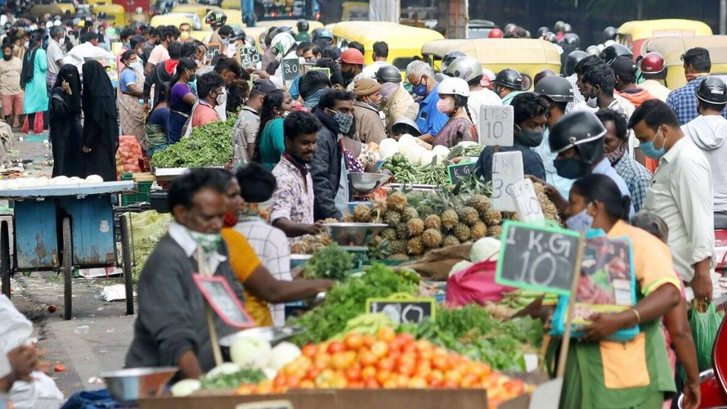 Indian retail inflation
