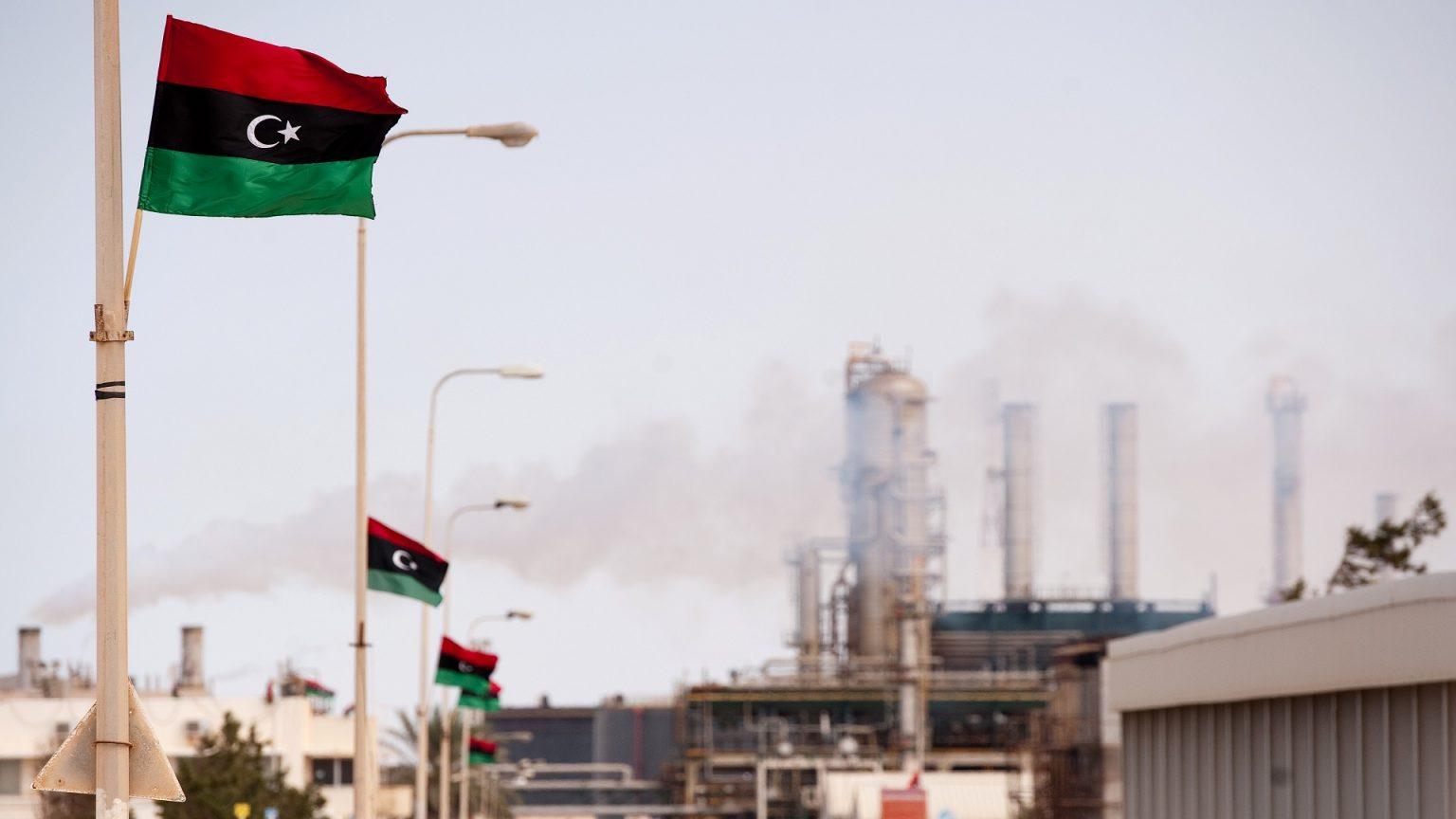 Libya's oil revenues
