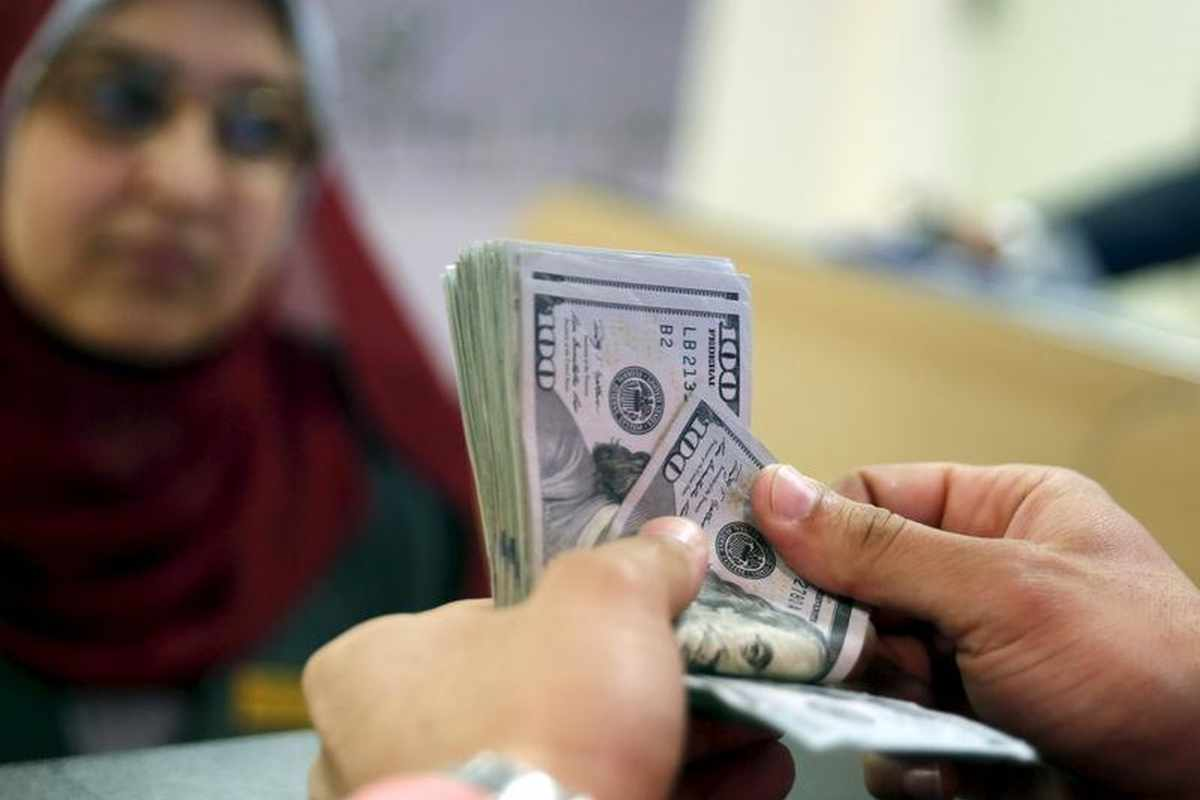 Remittances from Egyptians abroad