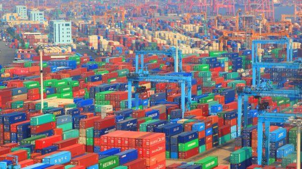 South Korea's exports
