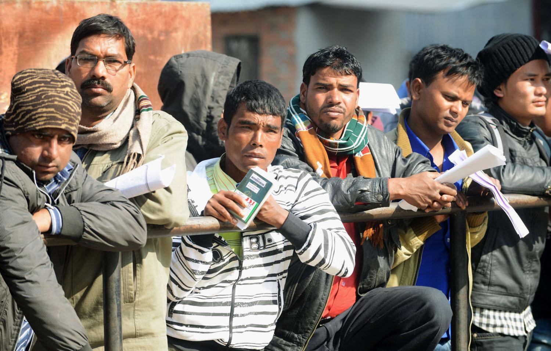 العمال النيباليين