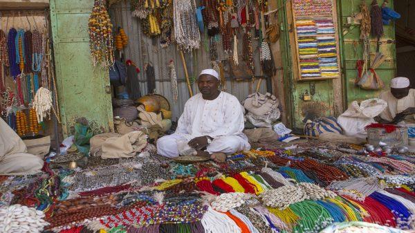 التجارة السودانية