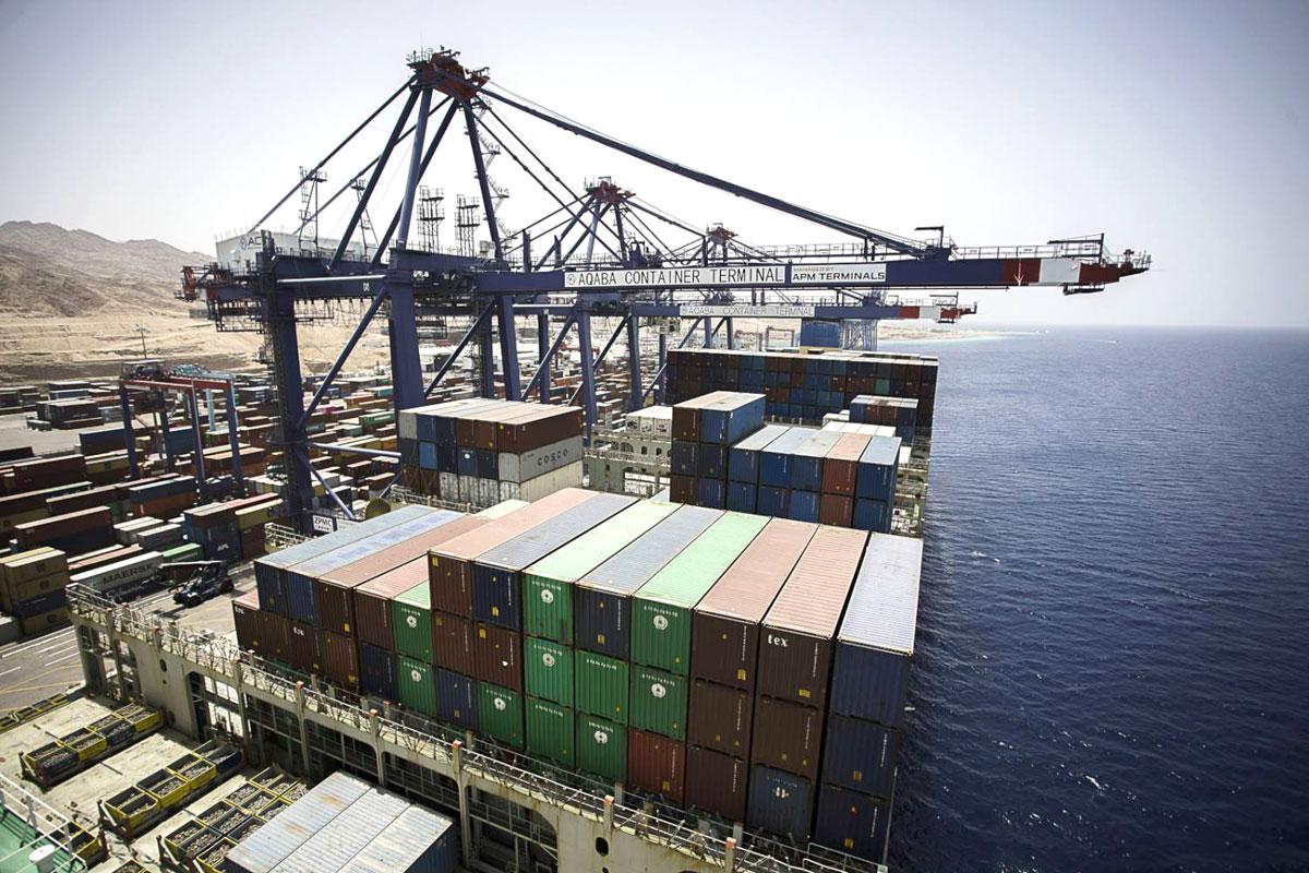 الصادرات الأردنية