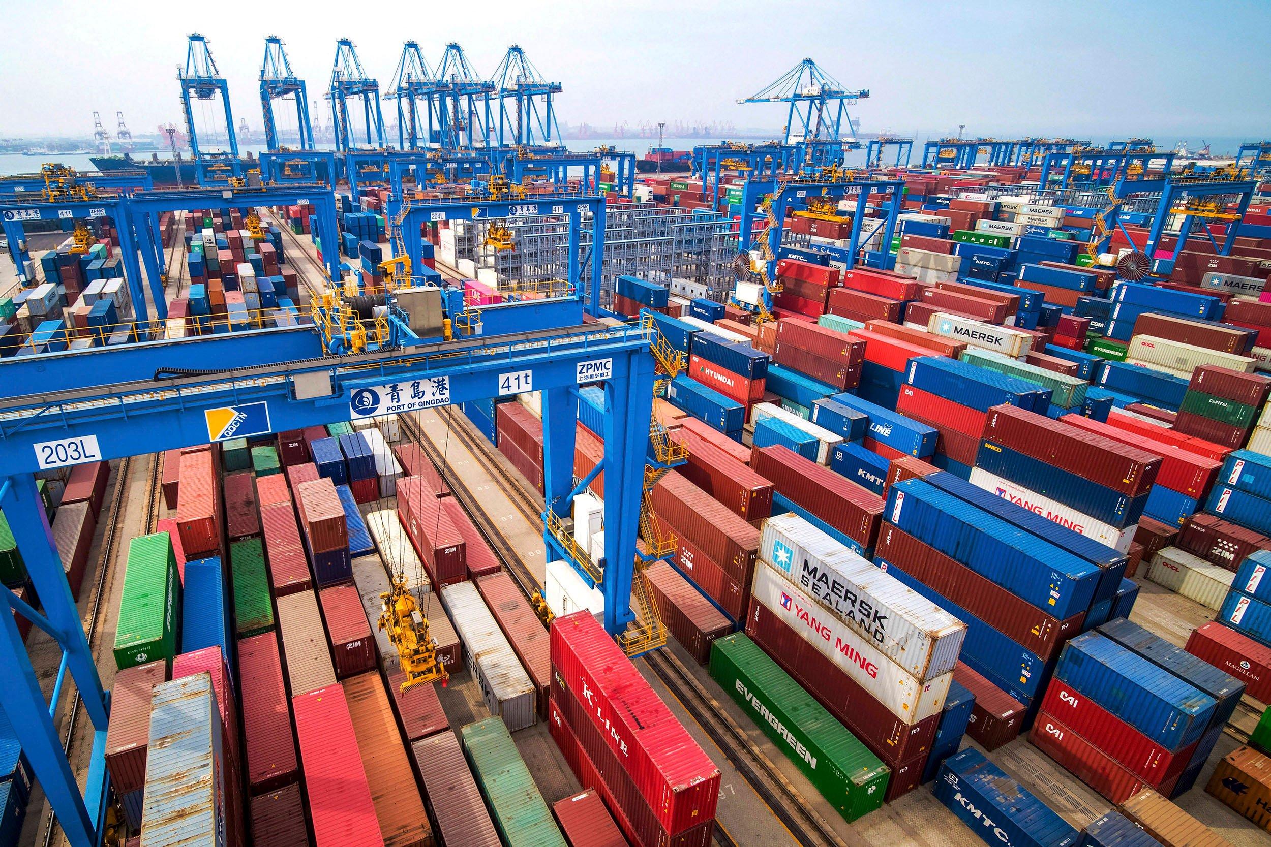 الواردات الصينية