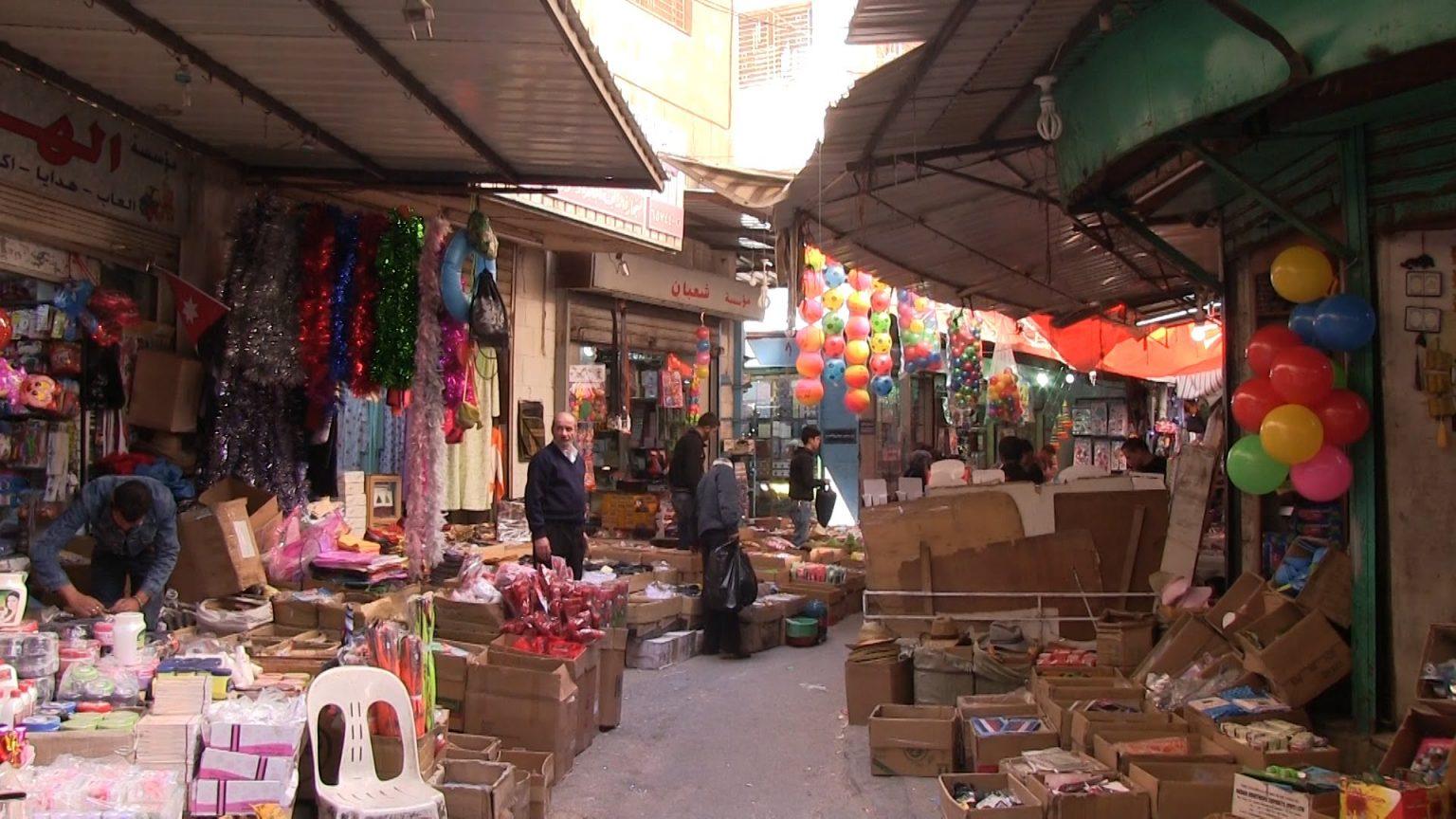 Jordan's trade deficit
