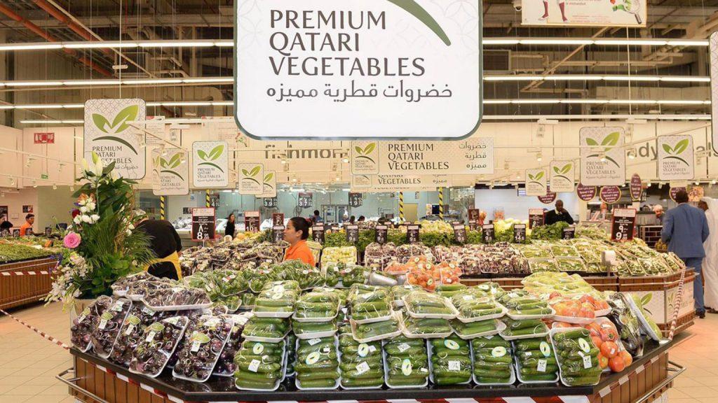 Qatari food production