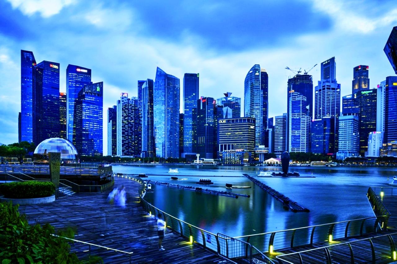 Singaporean group