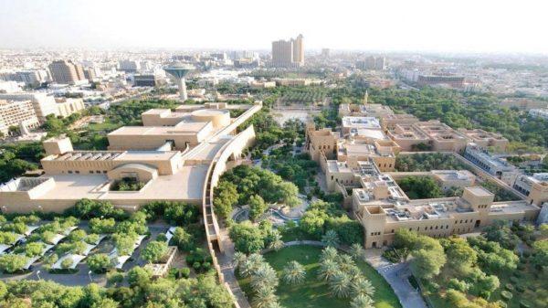 السعودية خضراء