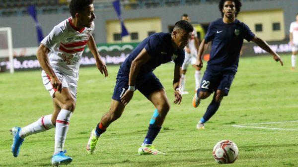 الزمالك يبدأ مشواره في الدوري المصري بالفوز على إنبي