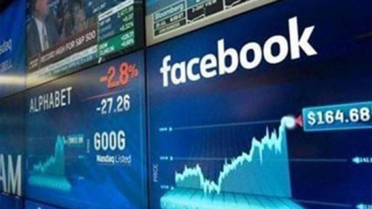 سهم فيسبوك