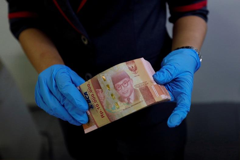 Indonesia's budget deficit