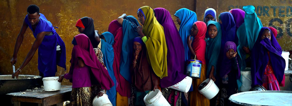 Somalia's humanitarian crisis