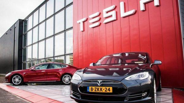 Tesla's profits
