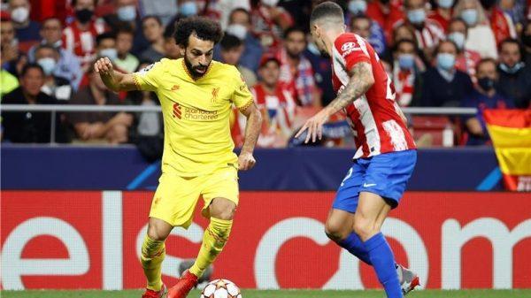 ليفربول يضرب أتلتيكو مدريد بثلاثية ويحلق بالصدارة